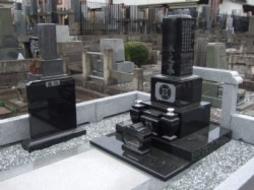 2009年1月~2月 公営墓地にて 全面改修工事