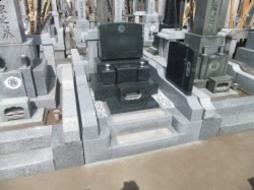 2012年7月~8月 寺院墓地にて 全面新規工事