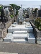 2012年5月~6月 公営墓地にて 改修工事